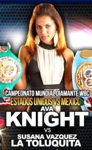 Ava Knight poster