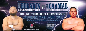 UCA Welterweight Championship Banner