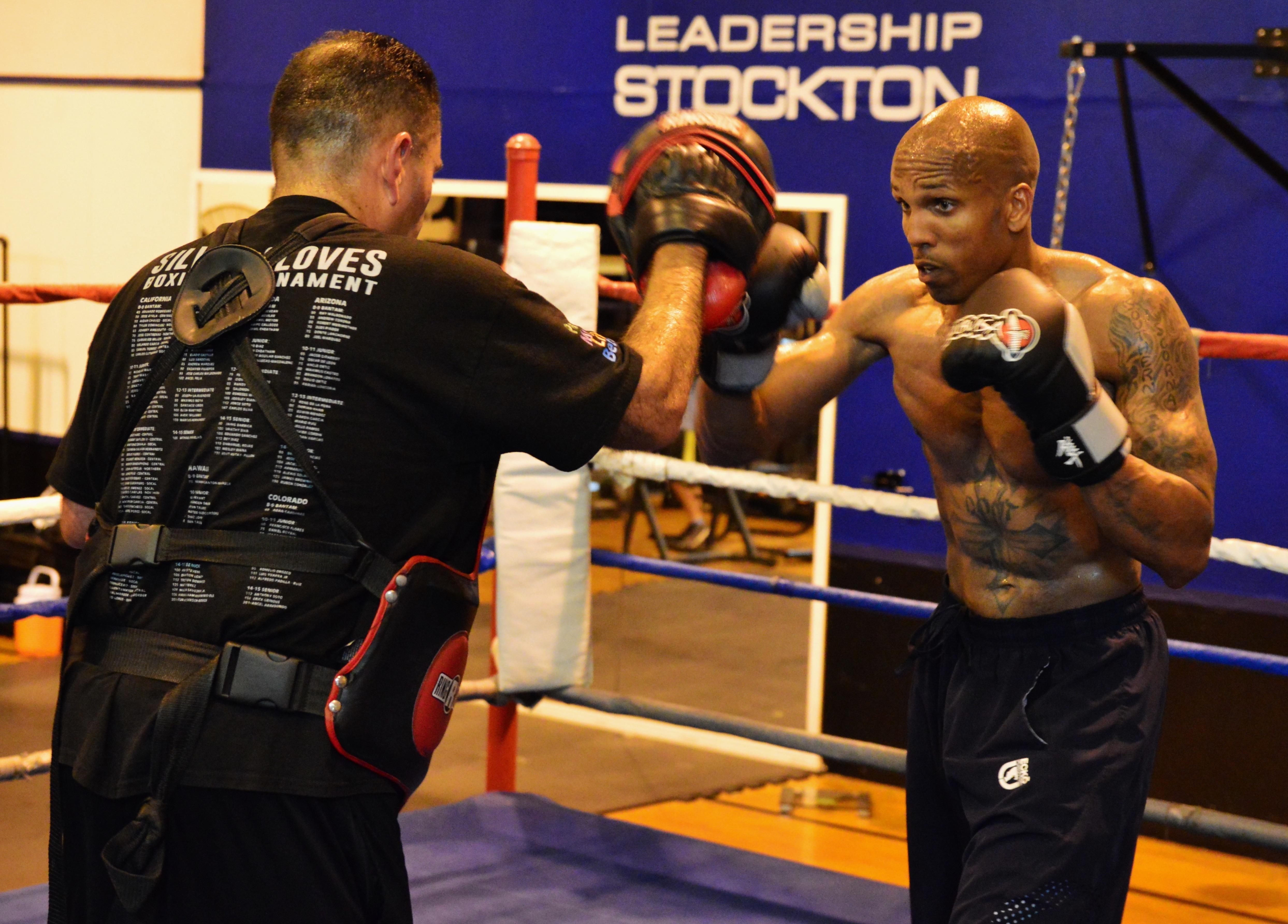 An Timer Boxing Mma Workout Screenshot