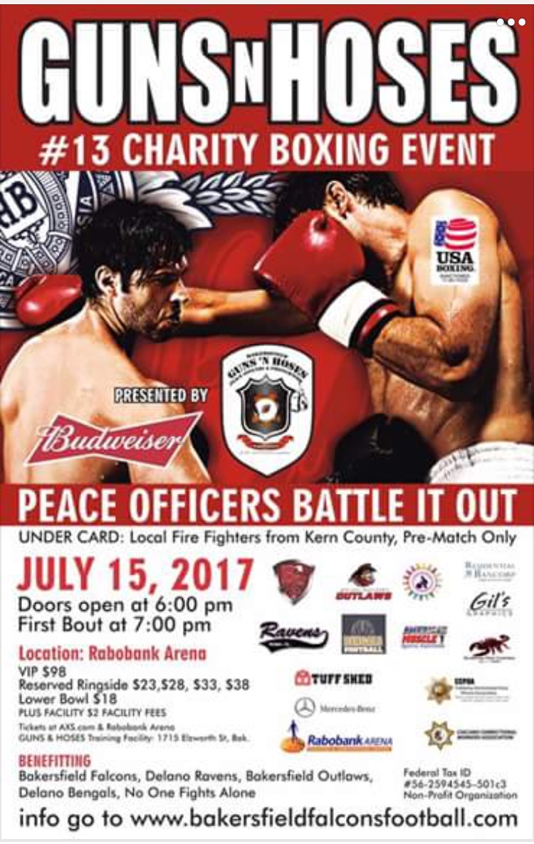 Bakersfield Battle of the Badges