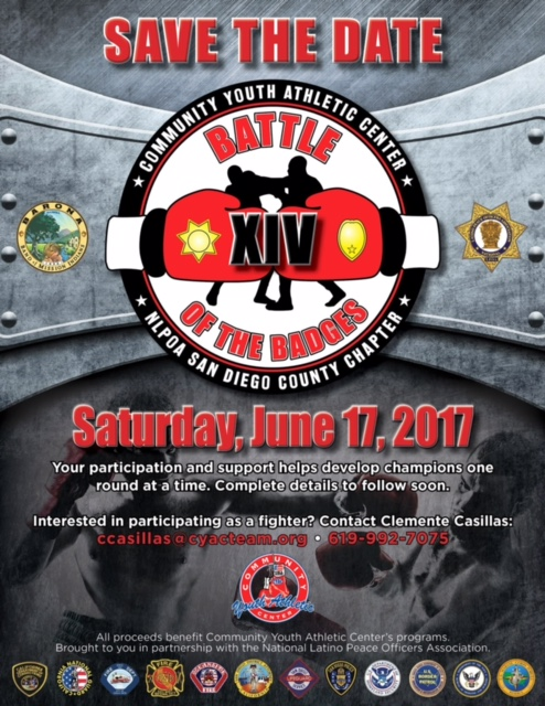 San Diego Battle of the Badges