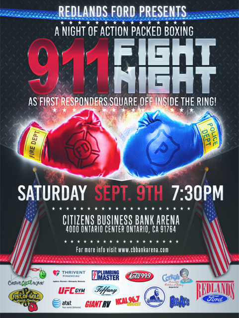 911 Fight Night